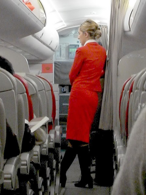 Royal Jordanian and smart cabin crew  World stewardess Crews