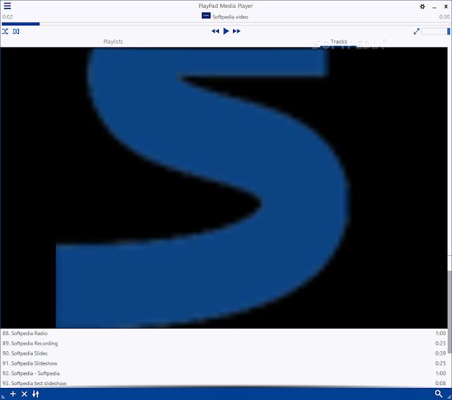 تحميل برنامج تشغيل الفيديو والصوت مجانا PlayPad 2.05