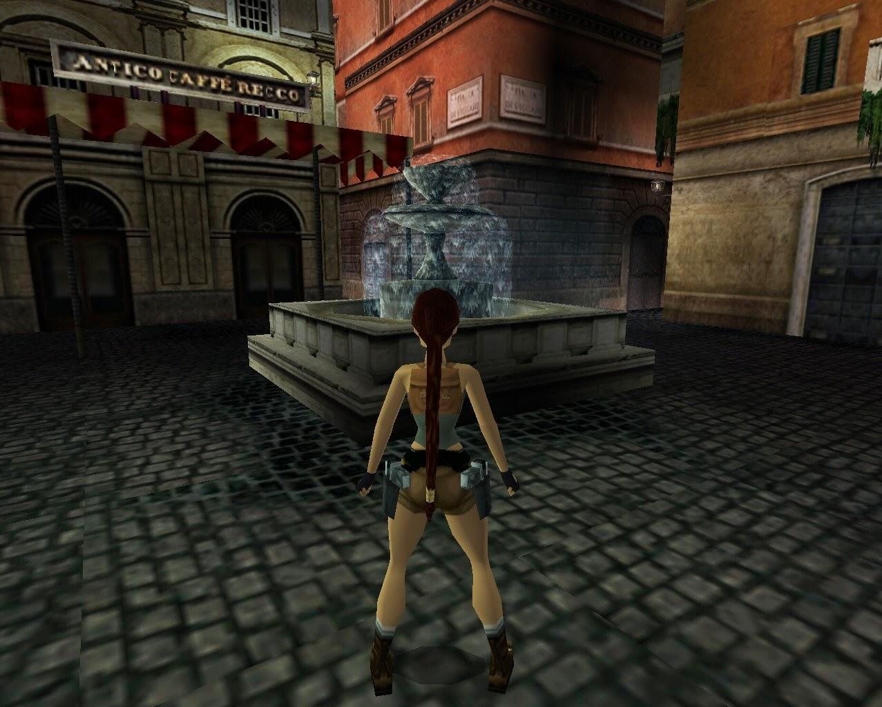 tomb raider video game original