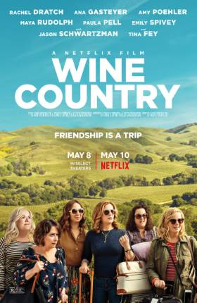 Wine Country 2019 Dual Audio Hindi 300MB Movie Download