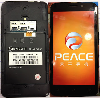 Peace Pxx02 Stock Rom Flash File Firmware