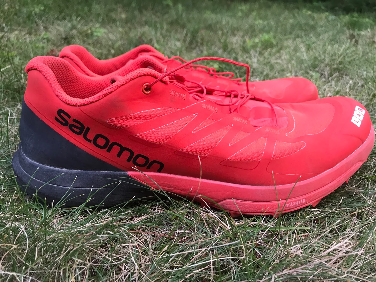 "buy online 61738 d25d3 As Salomon describes it, ""No compromise. Do away with props. Trust your  senses. Run free and go far with the S-Lab Sense 6!"""