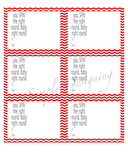 you spin me round generic 01a You SPIN Me Right Round Baby {Free Printable} 8