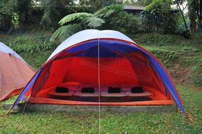 paket camping di eagle hill camp