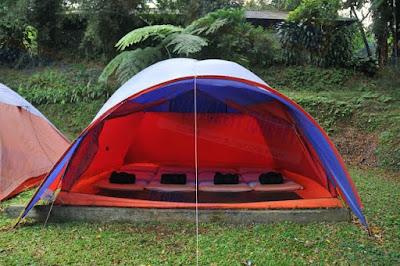paket camping di eagle hill camp