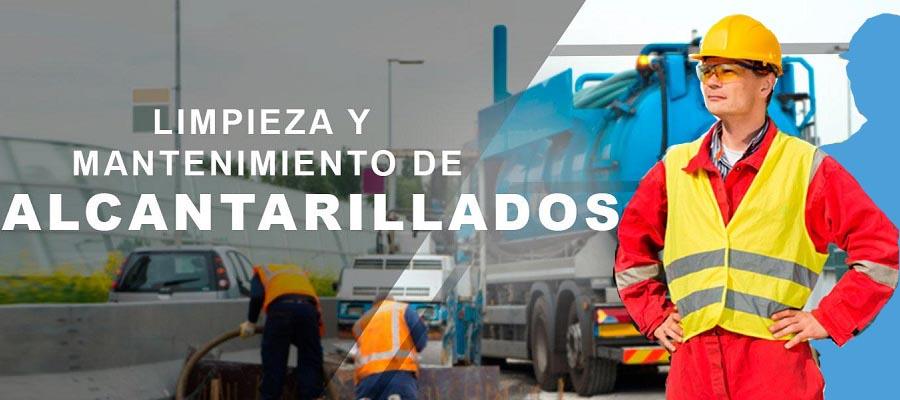 Limpieza de alcantarillado y desatascos en Sevilla y Lora del Rio