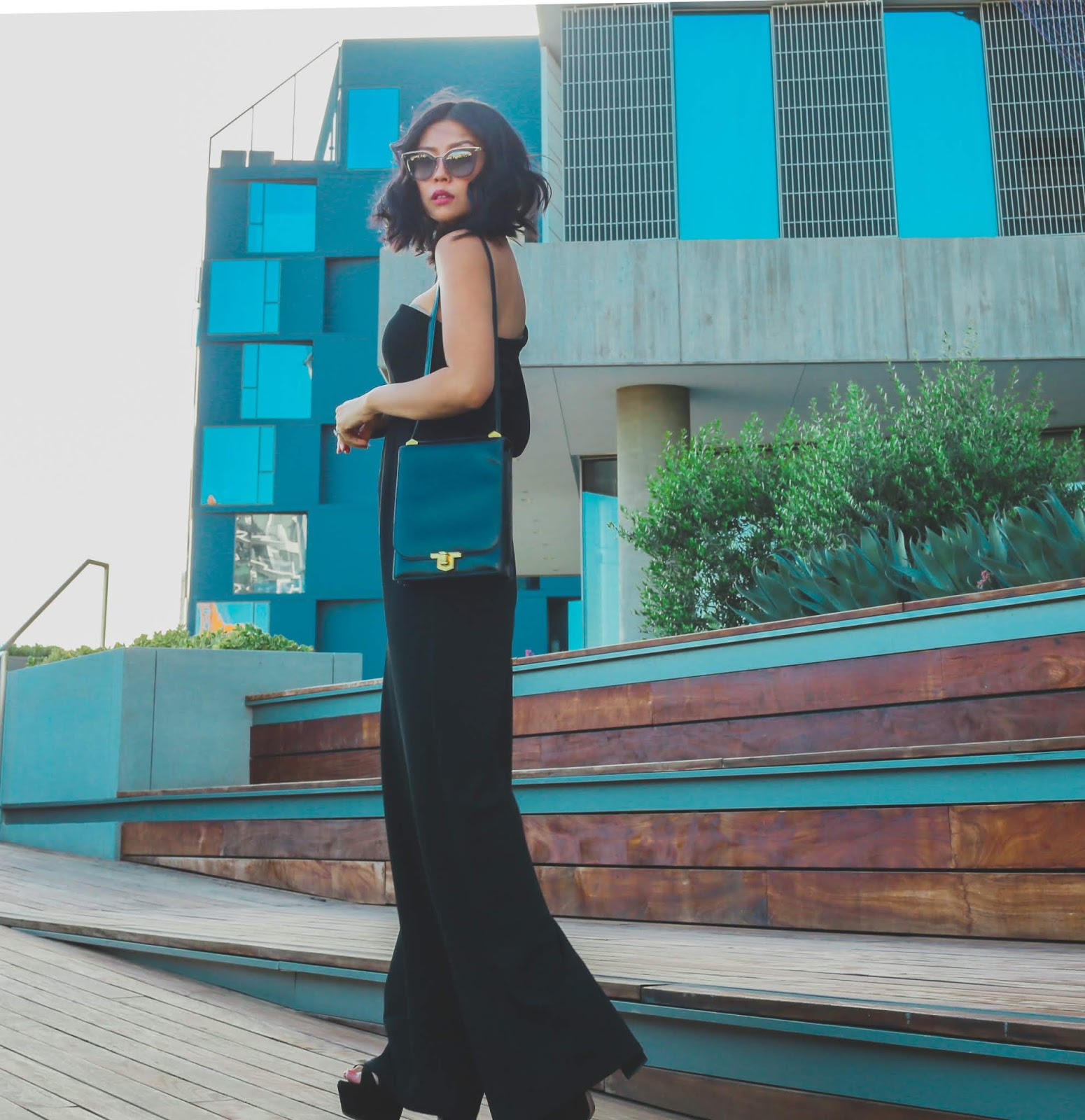 0b5b27ee83b9 the perfect holiday party jumpsuit. jenny wu fashion blogger