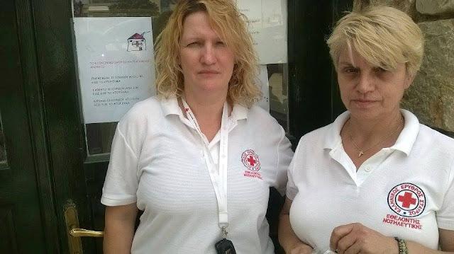 Εθελοντές Νοσηλευτικής του Ε.Ε.Σ Άργους διατηρούν ανοικτό το Κοινωνικό Ιατρείο -Φαρμακείο λόγω του καύσωνα