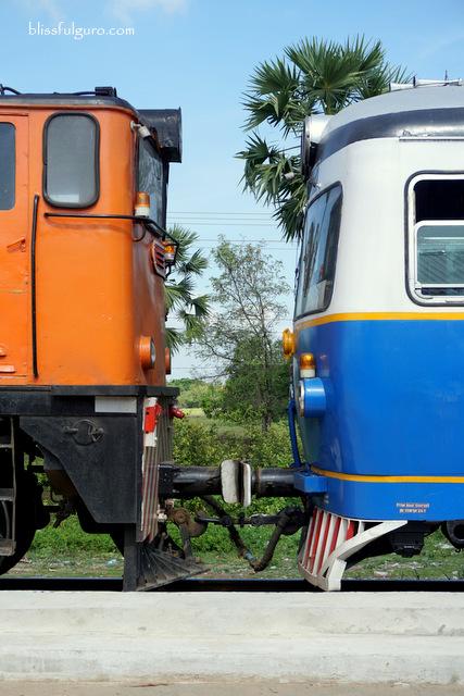 Royal Railway Cambodia Train Phnom Penh To Sihanoukville