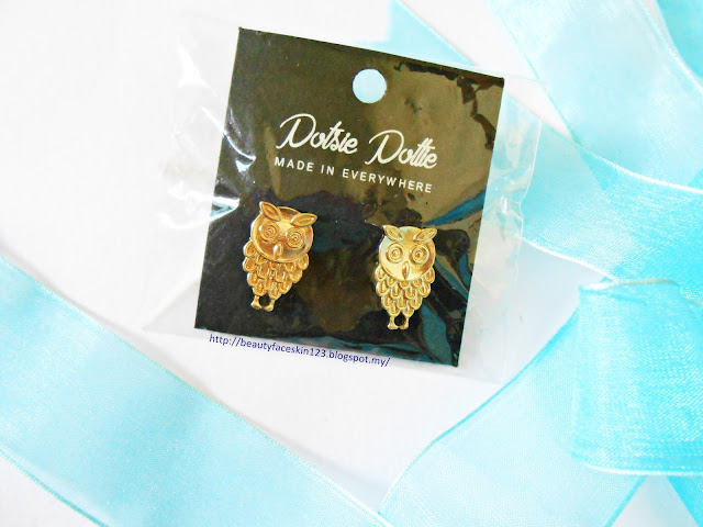 Potsie Pottie.owl earrings