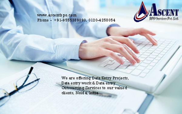 Data entry projects  Form filling projects   Data entry work from home