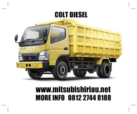 Harga Mitsubishi Colt Diesel/Canter Pekanbaru