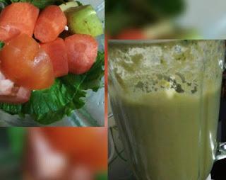 Resep Juice Vegetarian - Bumbu emak