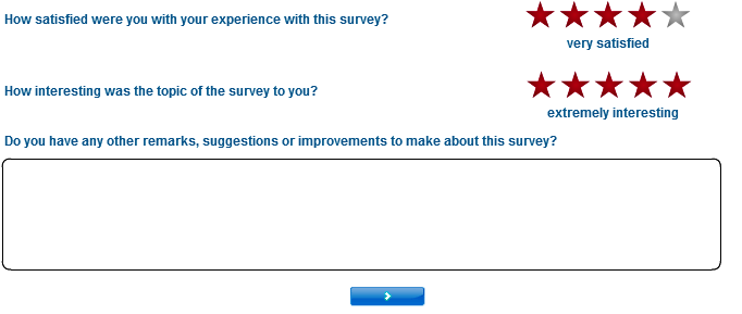Review the surveys you've attended