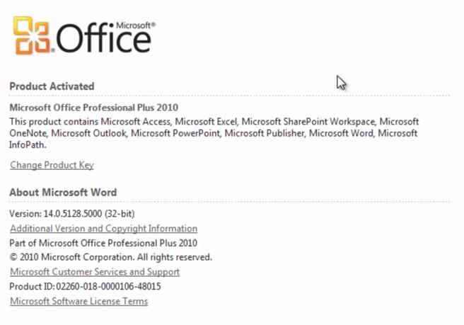 Office 2010 Bedava Ürün Anahtarı Programı Toolkit İndir