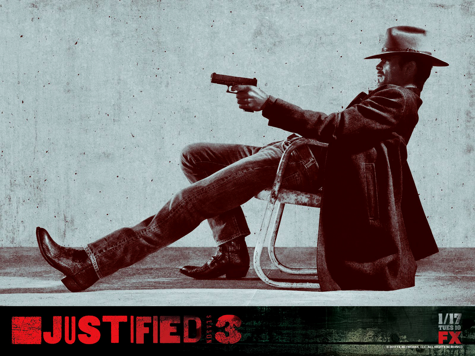 Justified Raylan Givens by RobbieLocksley on DeviantArt