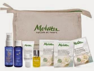 Melvita Starter Kit, Organic products, Nourishing, Radiance, Purifying, Regenerate & Brightening