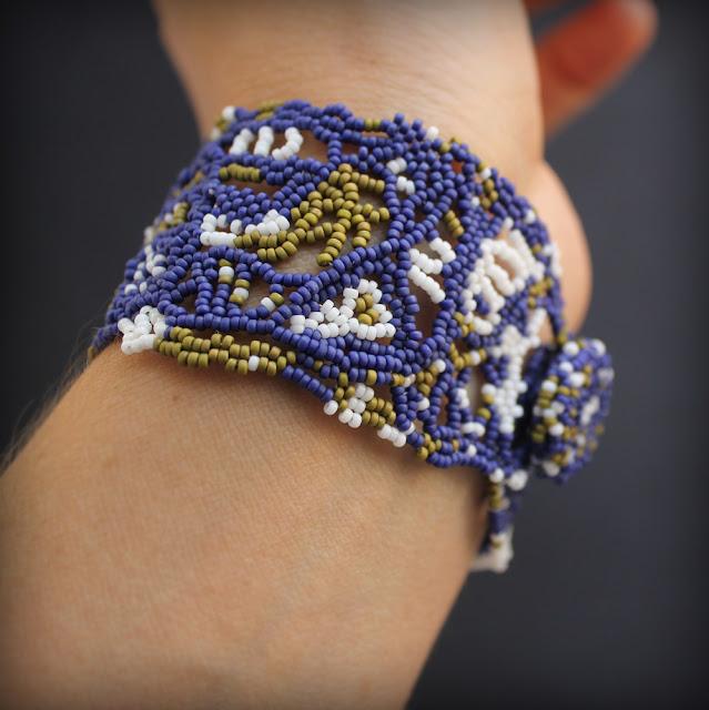 купить украшения в стиле бохо интернет магазин необычной бижутерии браслет