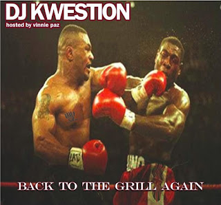 DJ Kwestion - Back To The Grill Again (2007)