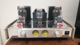 Boyou 2A3 SET tube amp - price reduced 2a3%2Bfront