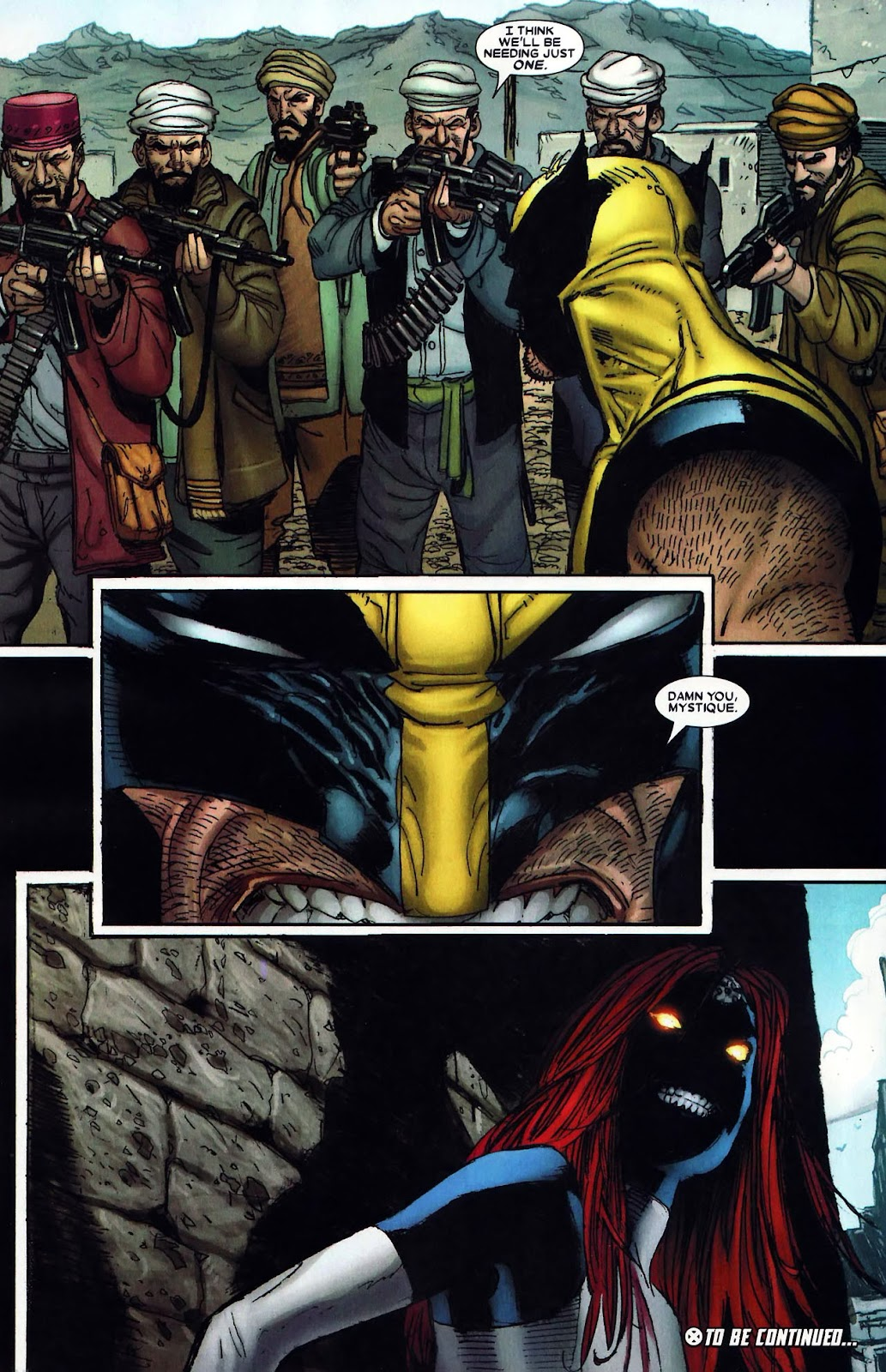 Read online Wolverine (2003) comic -  Issue #62 - 25