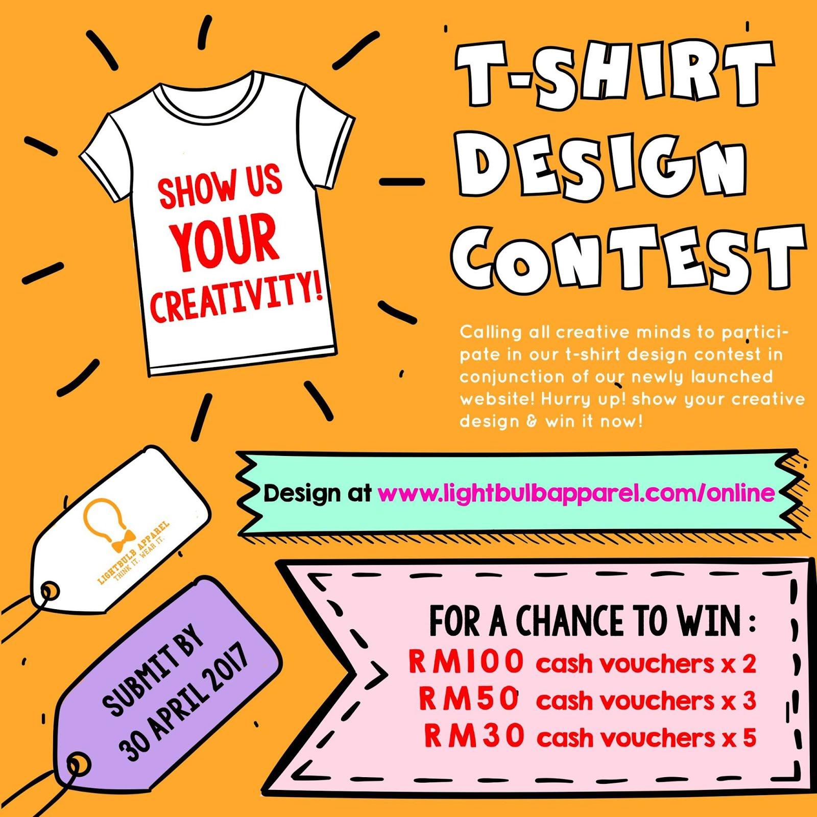 Lightbulb Apparel Goes Design Your Own T Shirt Online Missy
