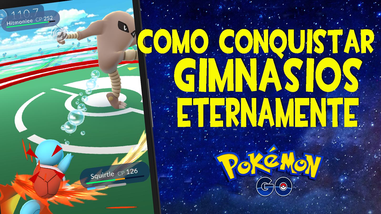 Pokemon go sud merica como conquistar un gimnasio en for Gimnasio 8 pokemon reloaded