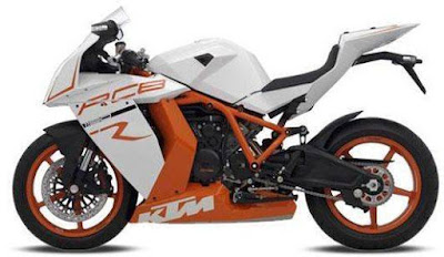 New 2016 KTM 1190 RC8R   look