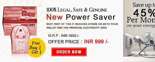 Power Saver is the Best Energy Saving Device