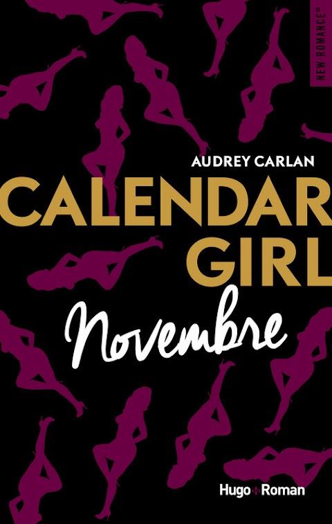 #45 Calendar Girl (Novembre) - Audrey Carlan