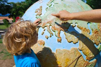 Continentes y océanos: el repaso general