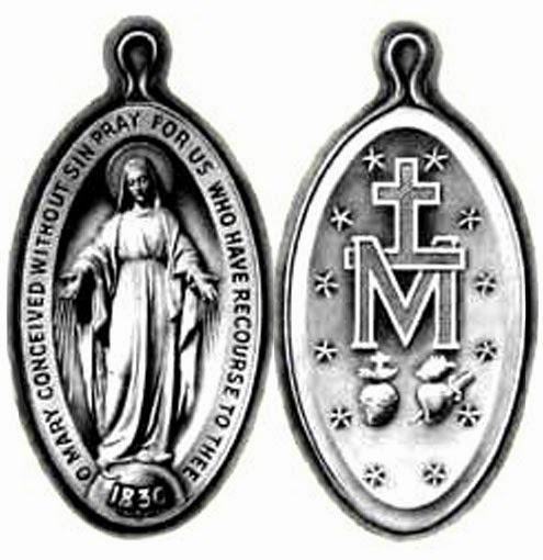 Catholic News World : What is the Miraculous Medal - How to
