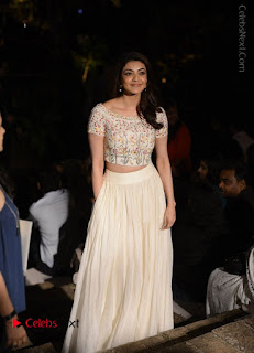 Actress Kajal Agarwal Latest Pos at LFW Summer 2017  0005.jpg
