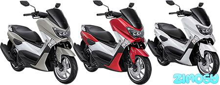Gambar Harga Motor Yamaha NMAX