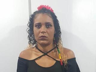 Salvador: Mulher é presa com cocaína no circuito Dodô