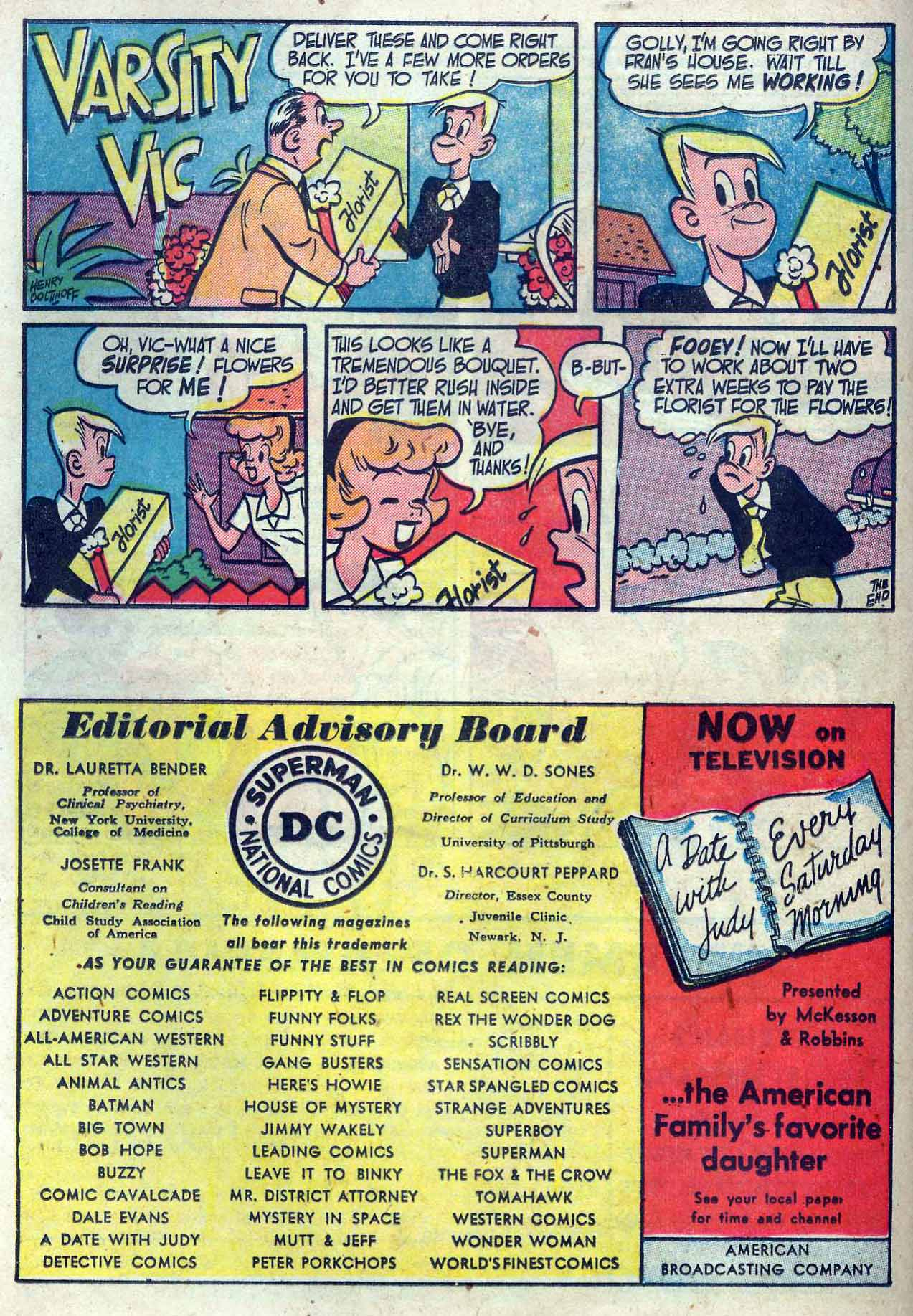 Read online Action Comics (1938) comic -  Issue #167 - 30