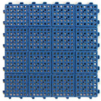 Greatmats patio outdoor tiles perforated cool deck tile