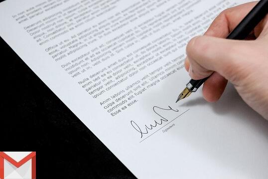 Create Email Signature Gmail