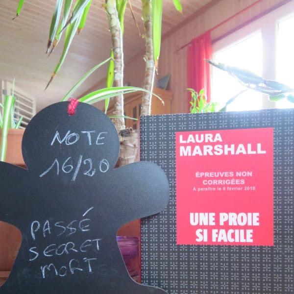 Une proie si facile de Laura Marshall