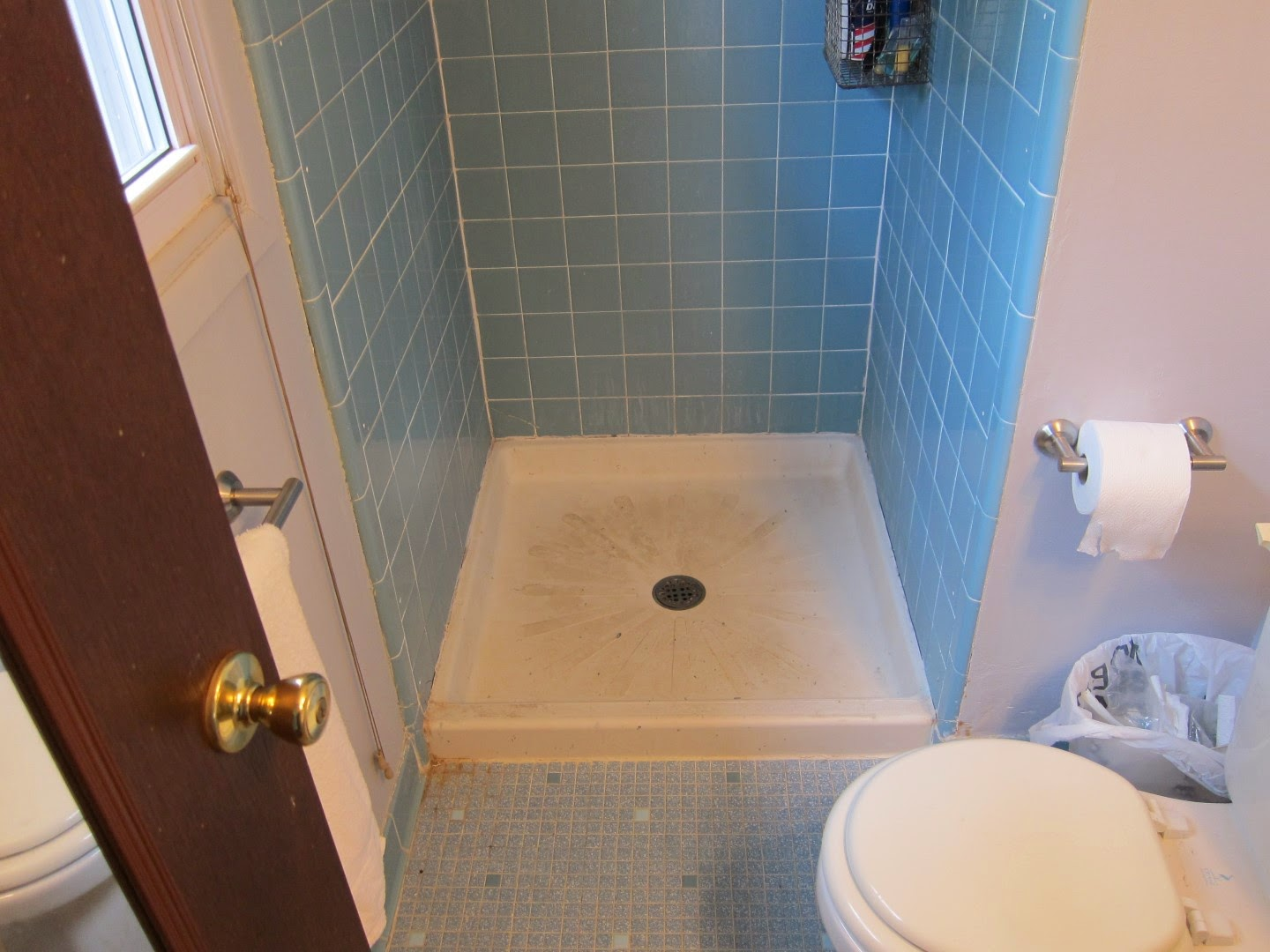install shower tile, video, how to