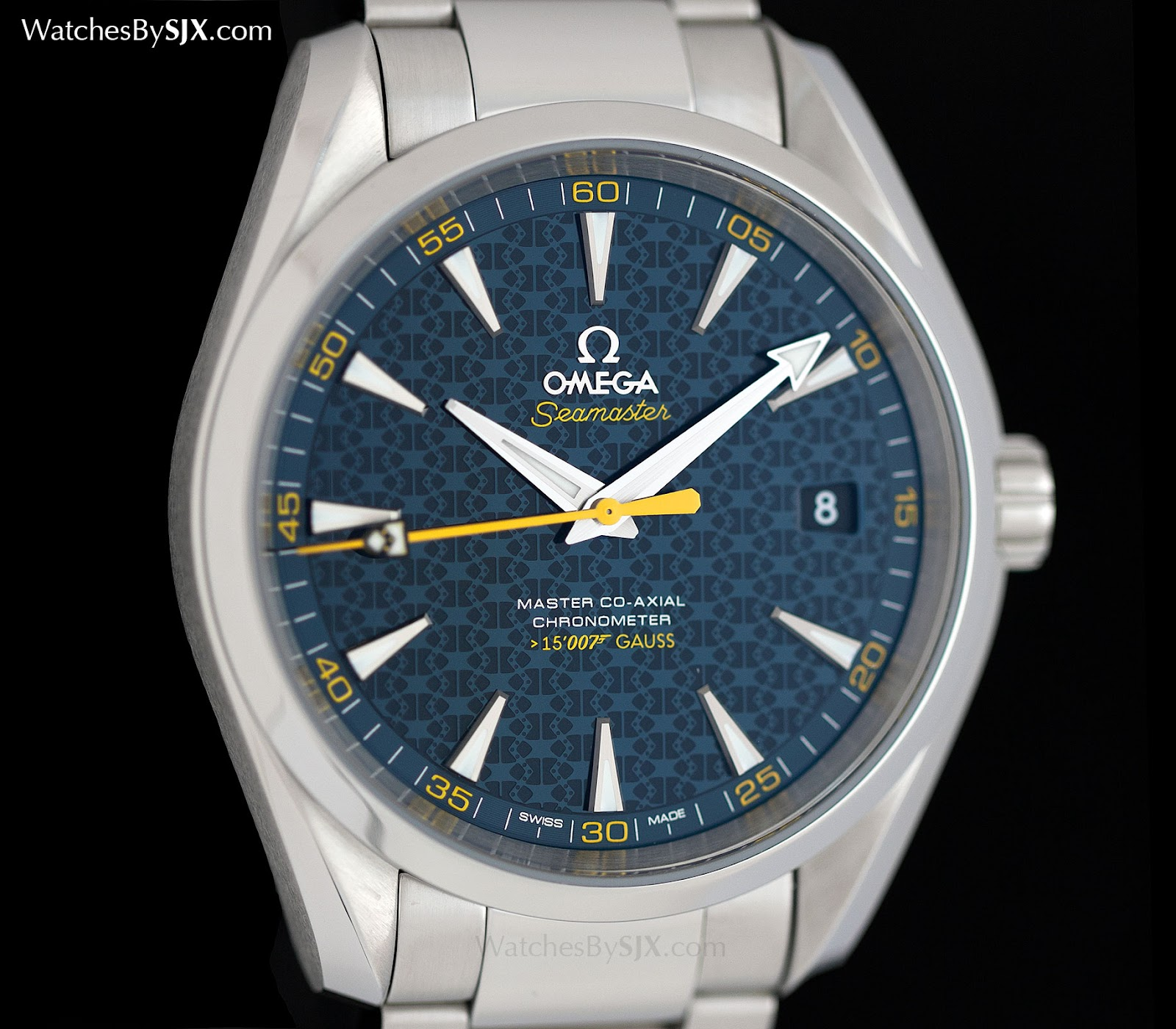 88994d1c8e0 Watches By SJX  Up Close With The Omega Seamaster Aqua Terra  15