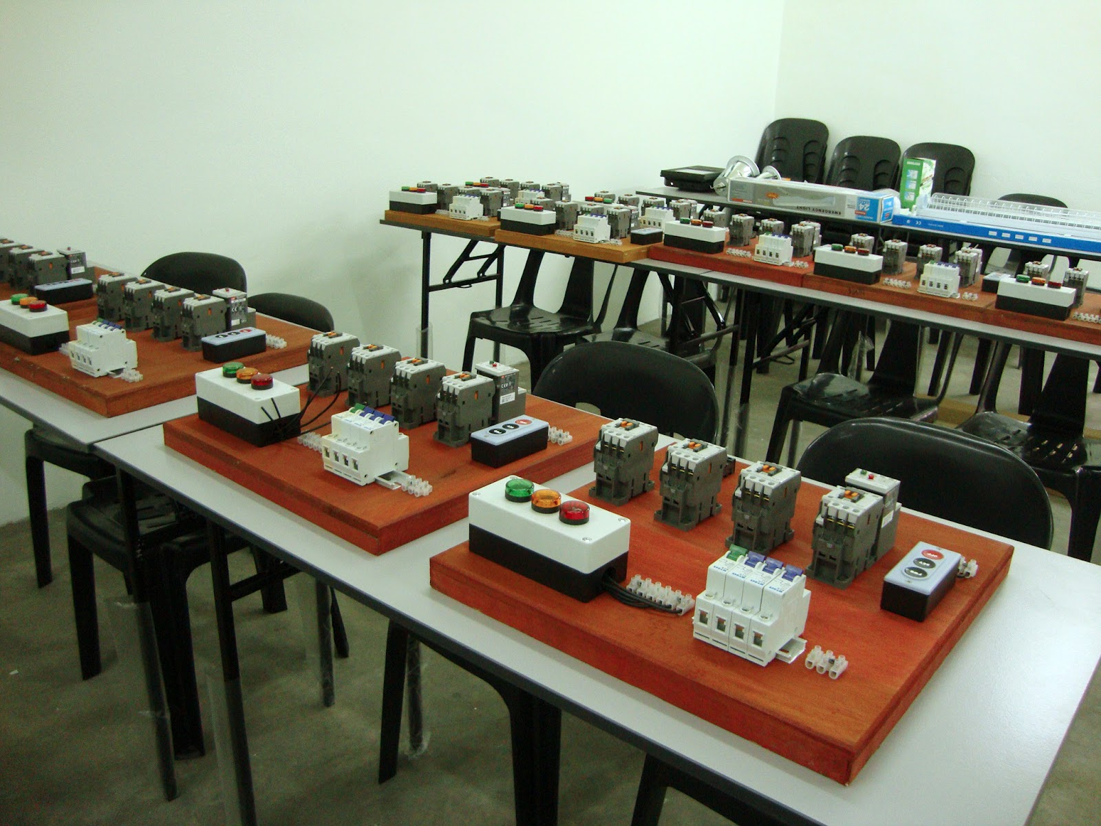 Electrical Control Wiring Training