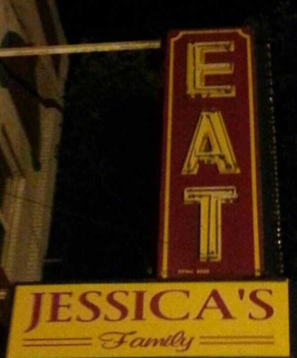 Eat Jessicas family