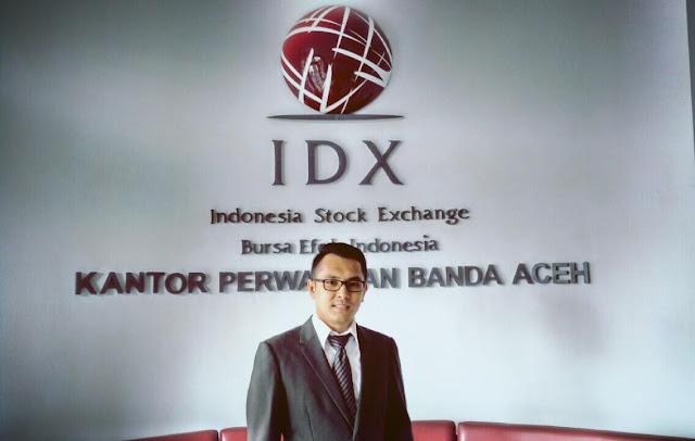 Bursa Efek Targetkan 4000 Investor Pasar Modal di Aceh