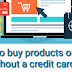 How to buy products on EMI without a credit card?