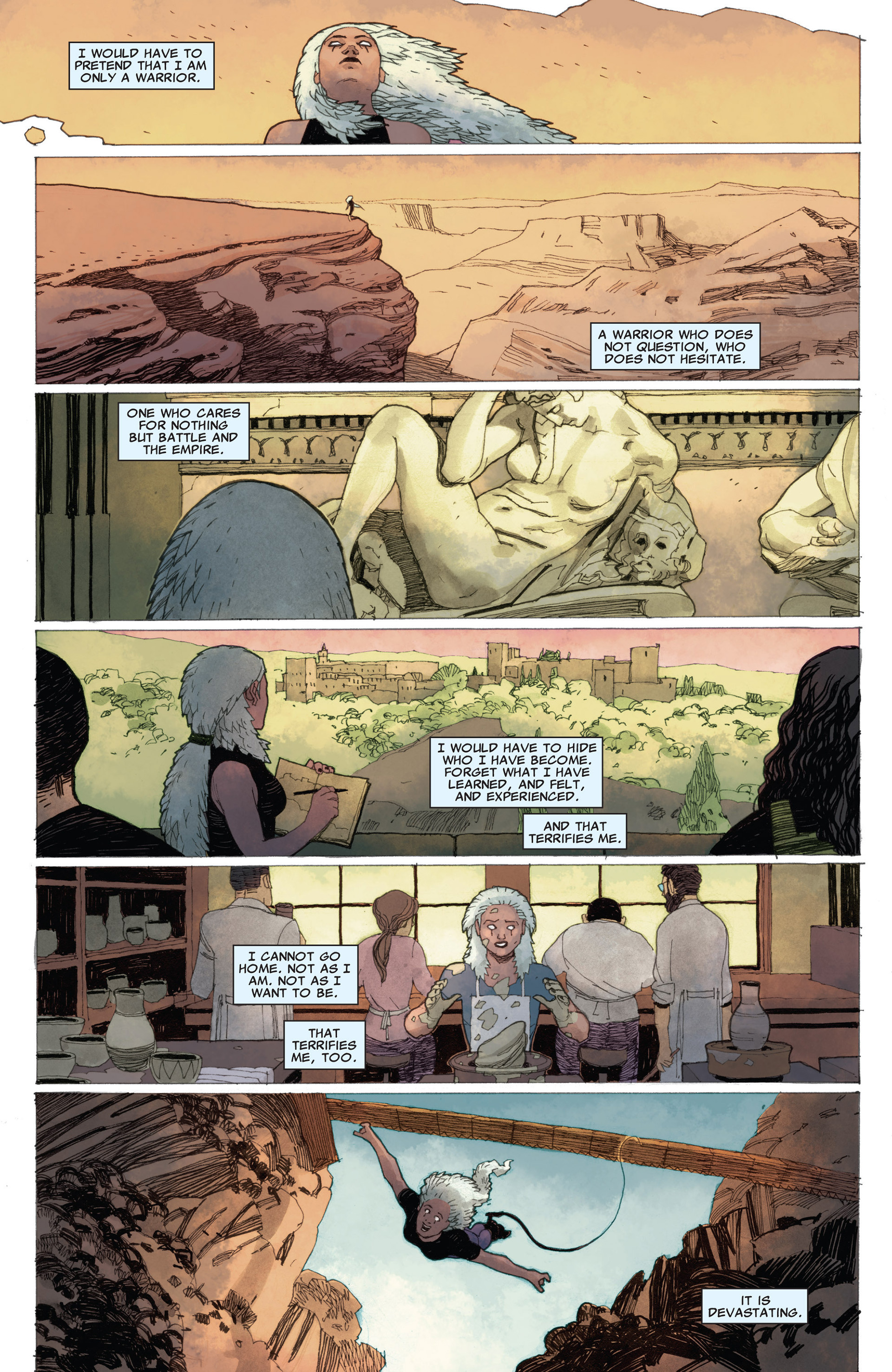 Astonishing X-Men (2004) issue 68 - Page 19