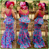 Photos of Most Beautiful Ankara and Lace Fashion Designs for Nigerian Ladies