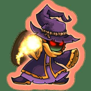 Magic Rampage apk mod