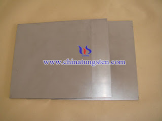 TZM alloy plate picture