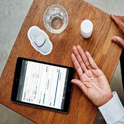 Pilula eletrônica inédita é aprovada no EUA